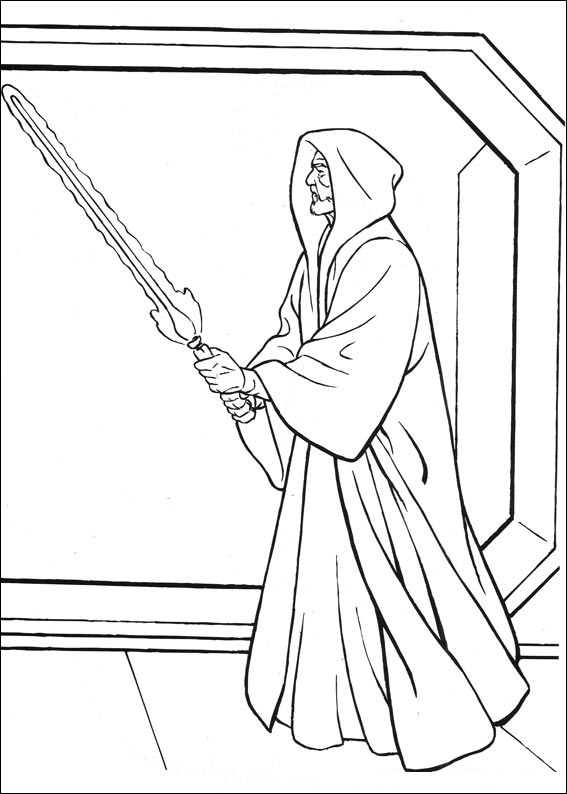star wars 026 coloring page