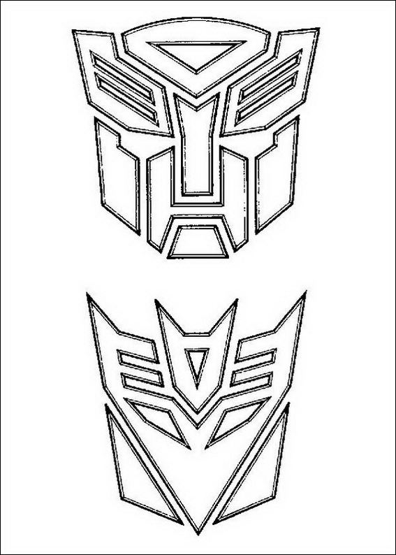 transformer car coloring pages transformers 064 coloring page