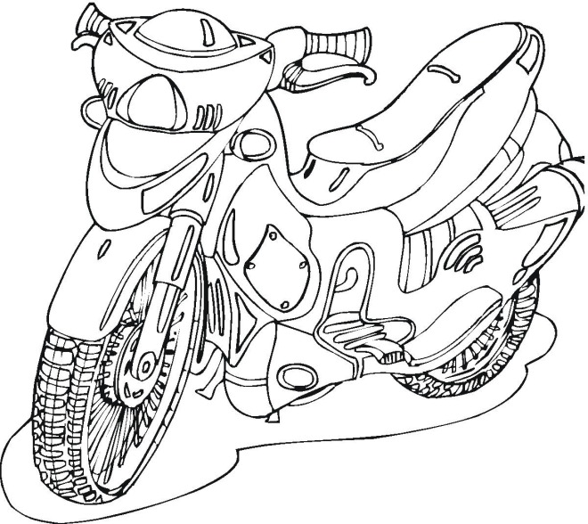 motorcycle 2 coloring pages 7 com jpg