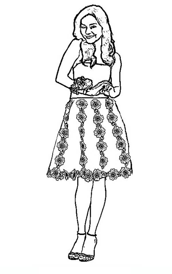 high school musical 2  free coloring pages