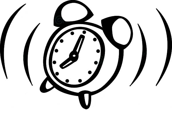 appointment alarm clock coloring pages coloring sky