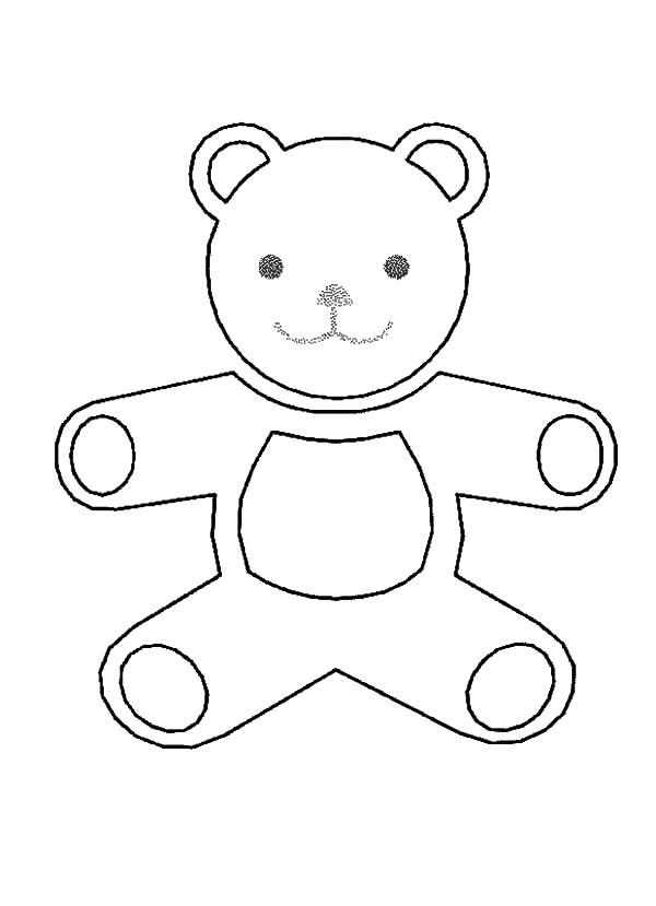 teddy bear holidays teddy bear outline coloring pages holidays teddy
