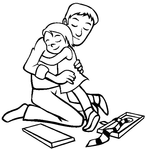 love dad coloring pages hug me daddy i love dad coloring pages