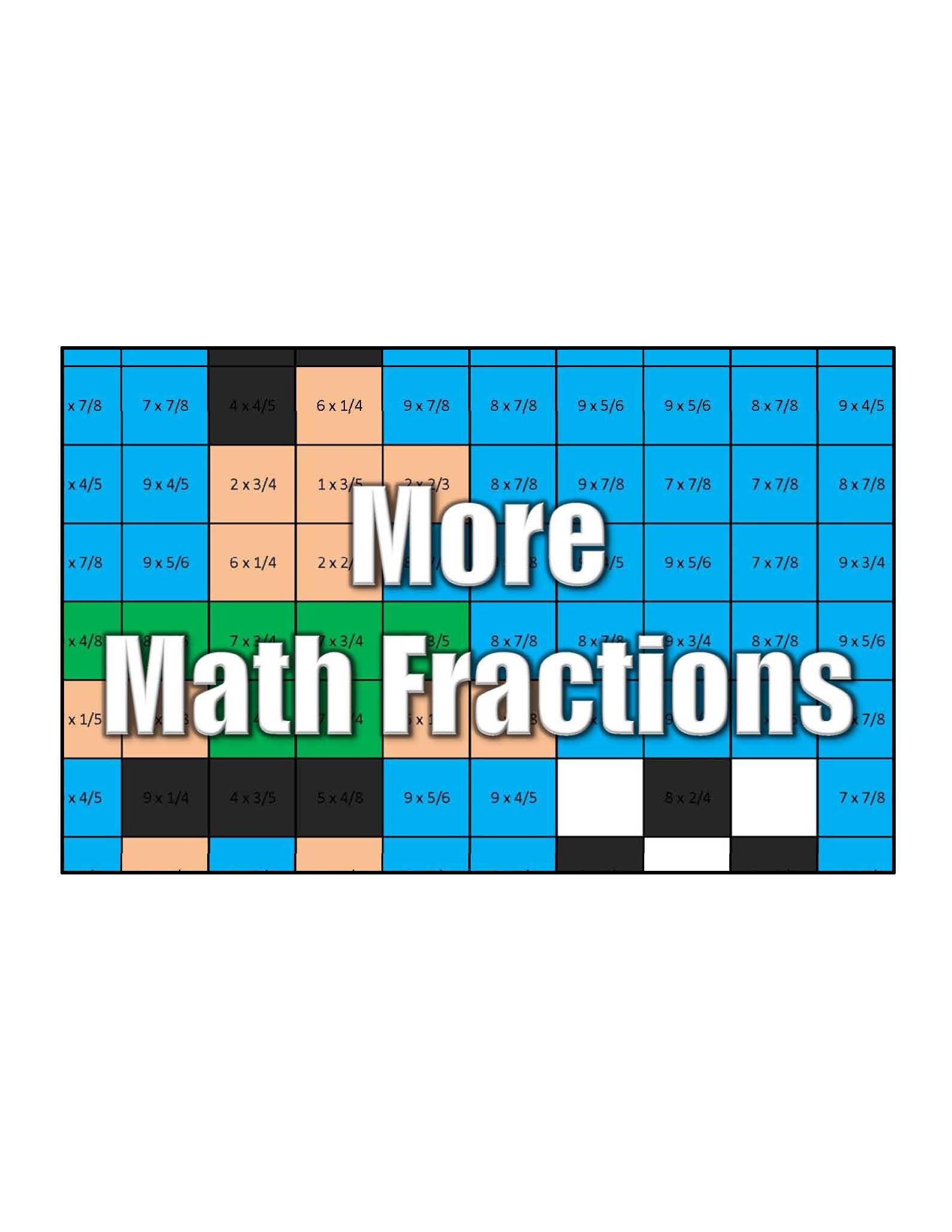 4th Grade Math Fractions