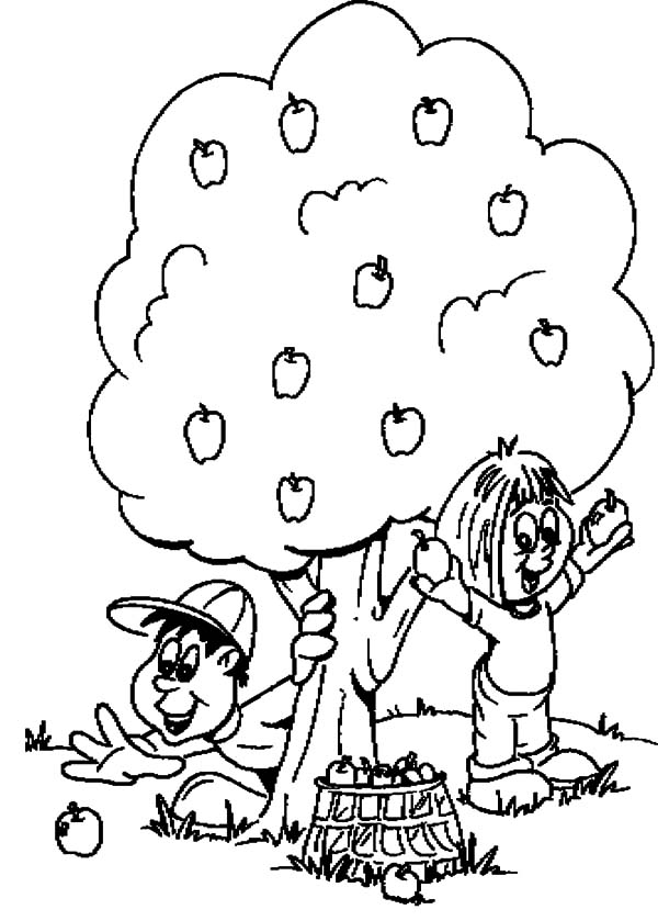 apple tree coloring page snow white coloring pages police officer clip