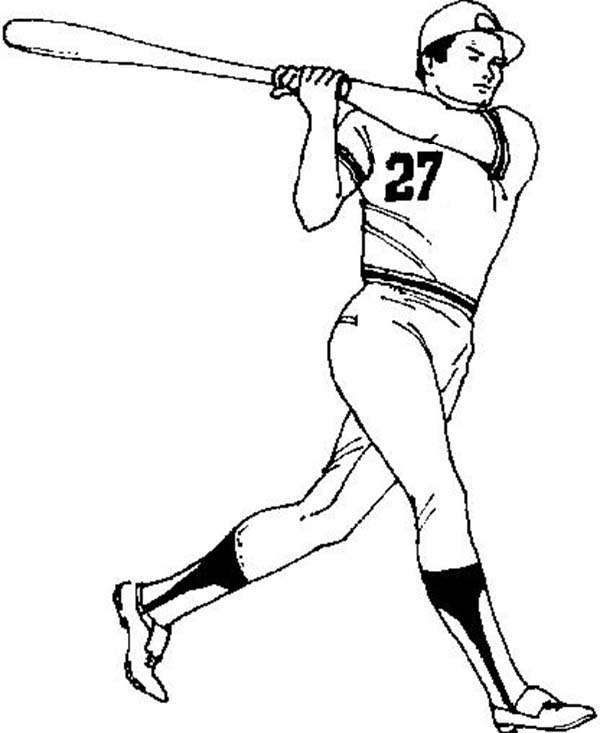 mlb teams coloring pages cute catcher in mlb coloring page color