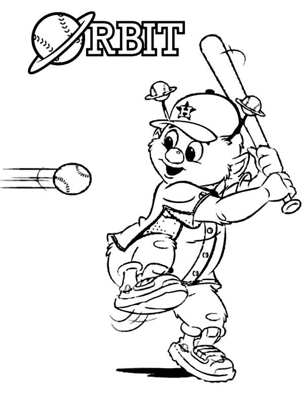 mlb mascots coloring pages coloring pages mlb mascots coloring