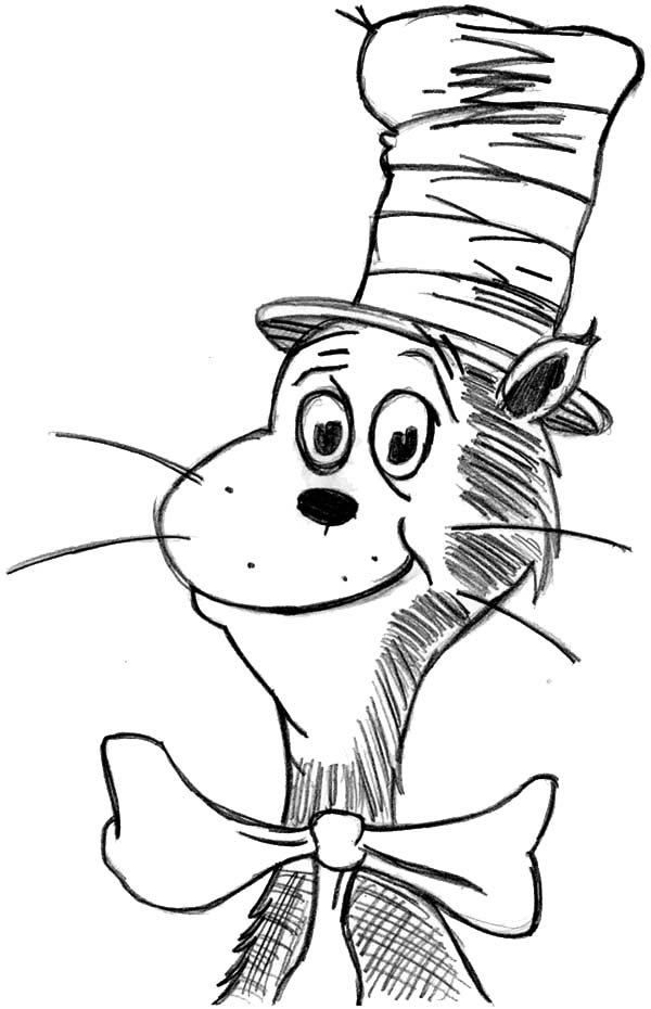 drawing dr seuss the