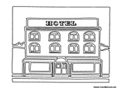 community coloring pages