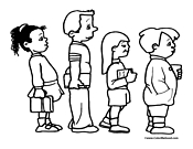 Line Coloring Page Back To School With Pencil