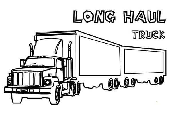 haul semi truck coloring page download amp print online coloring