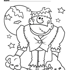 frankie stien colouring pages page 3