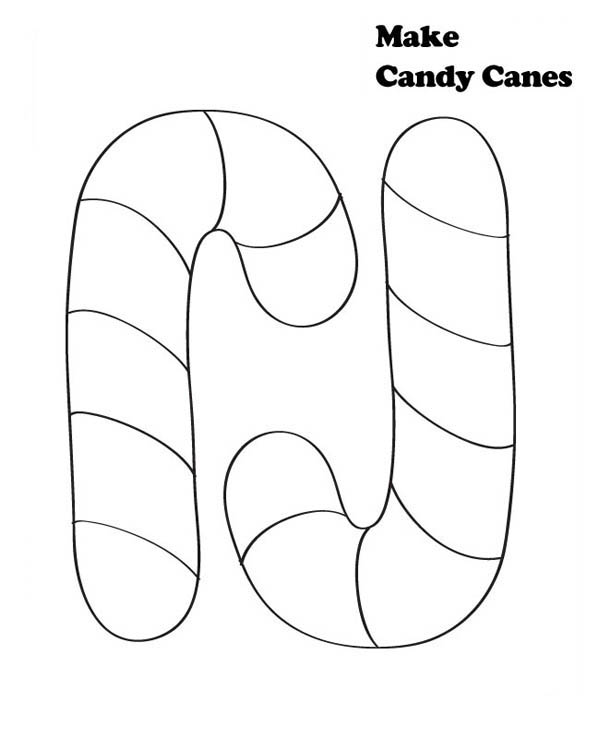 candy cane for joy christmas coloring page candy cane for joy