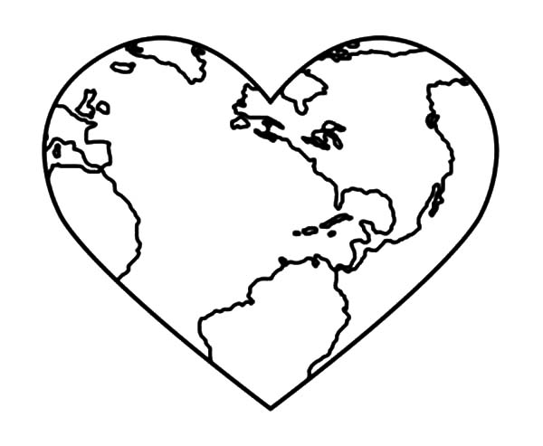 bring love and peace on earth day coloring page download amp print