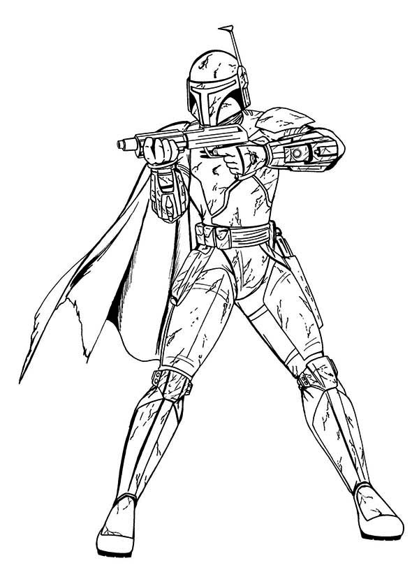 fett in star wars coloring page download amp print online coloring