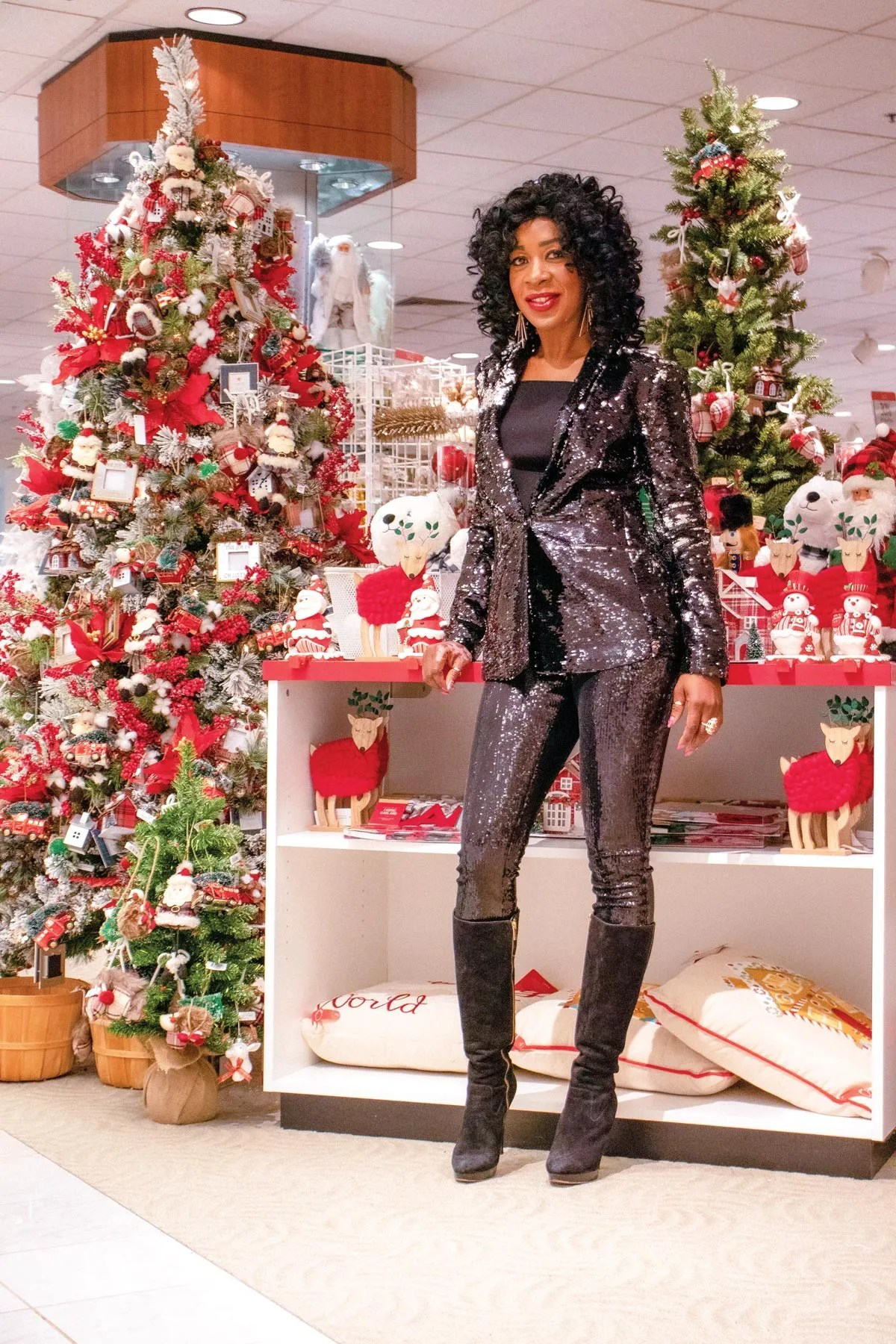 Holiday Styles at Macys Valley View in Roanoke Virignia