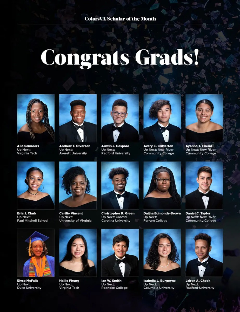 ColorsVA Congratulates Graduates of 2020