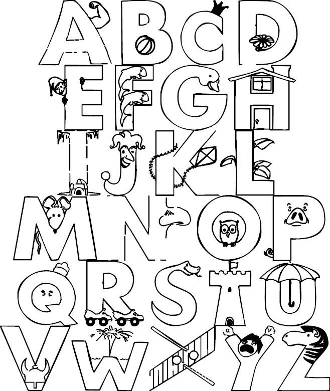 com color the alphabet is part of mo color the alphabet
