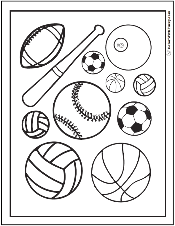 sports coloring pages aaldtk