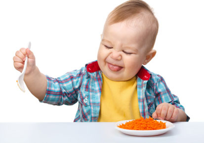 Toddler Food habits