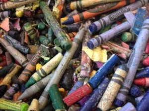 Recycling Unwanted Crayons |Restaurants | Schools | Amazing Company