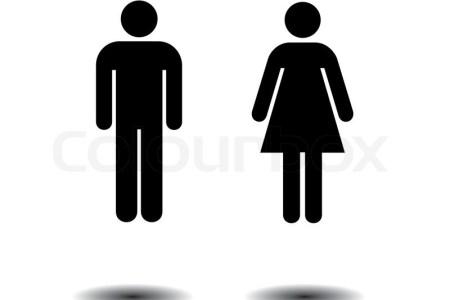 Men And Women Symbol 4k Pictures 4k Pictures Full Hq Wallpaper