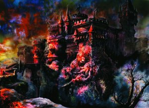 Devil May Cry - Castle Concept