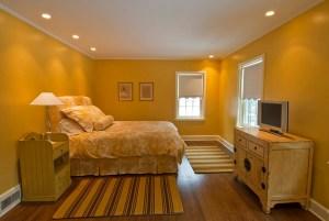 Yellow - bedroom