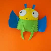 Harriet: A Simple Sewing Project for Kids