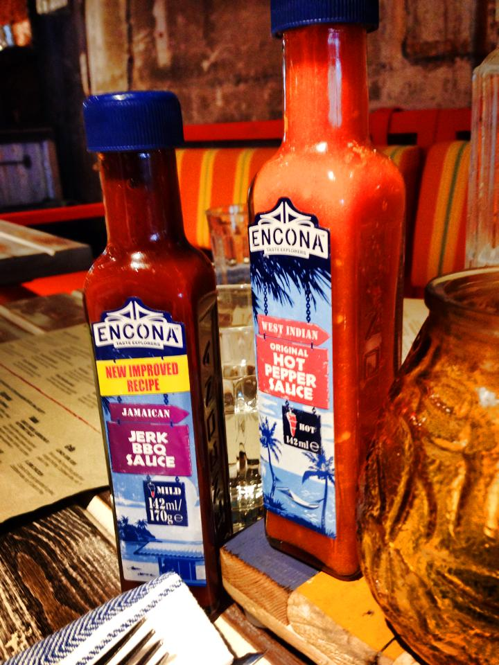 Turtle Bay Sauces and Condiments