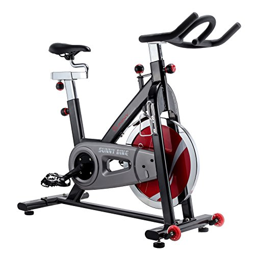 Sunny Health Fitness Indoor Cycle Trainer SF-B1002