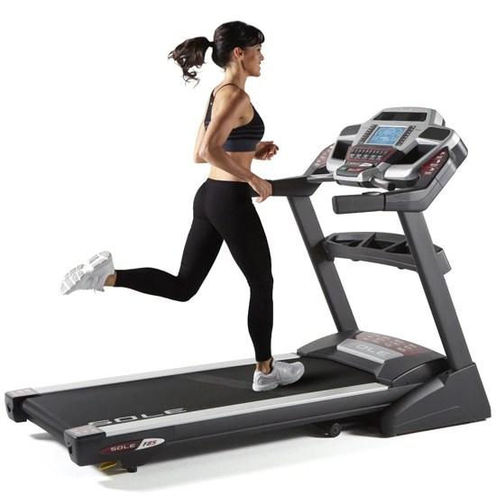 Sole F85 Treadmill Stage