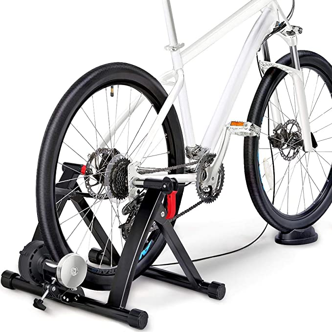 Yaheetech Turbo Trainer with 6 speed adjustment