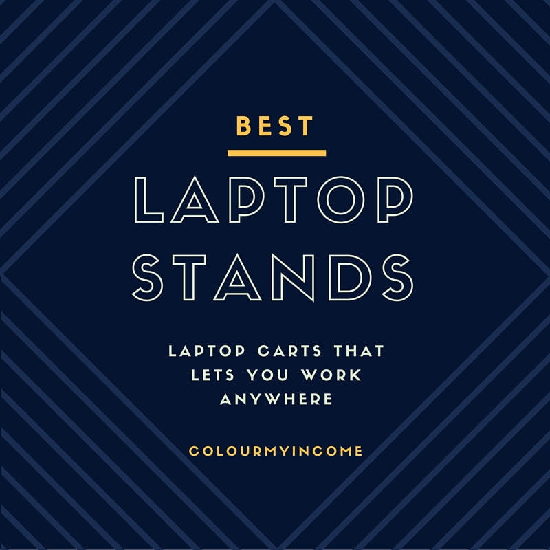 Best Mobile Laptop Stands for Presentation - Laptop carts that lets you work anywhere
