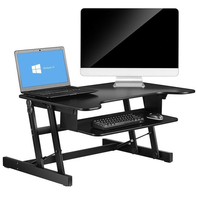 Smonet Height Adjustable Standing Desk Riser