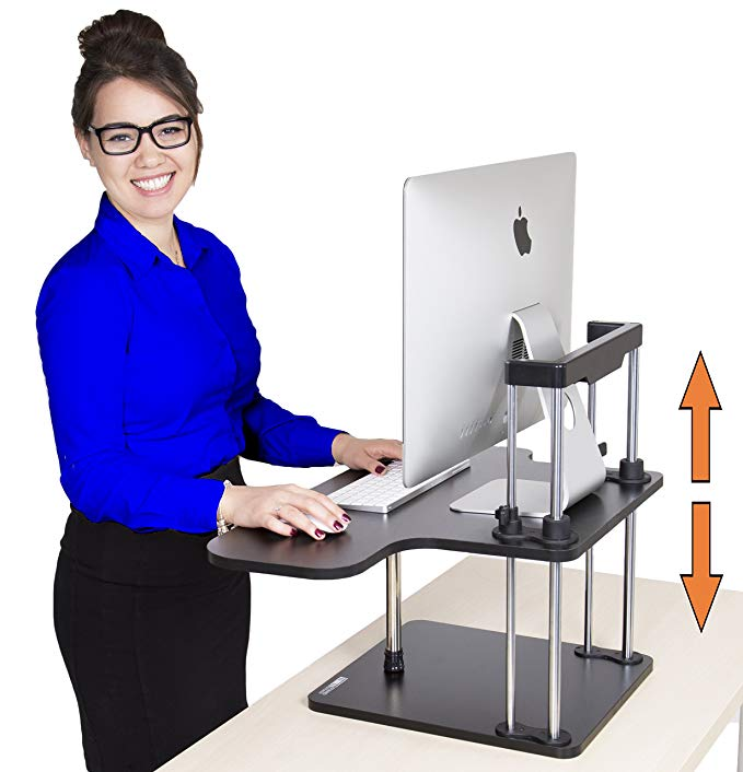 UpTrack Single Level Standing Desk