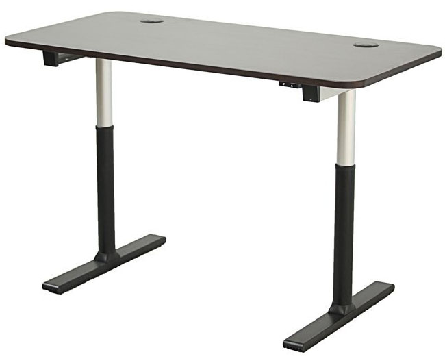 Vortex Series 60 Inch Electric Height Adjustable Sit To Stand Desk U2013 SINGLE  LEVEL