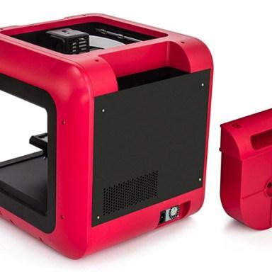 FlashForge 3D Printers Finder rear