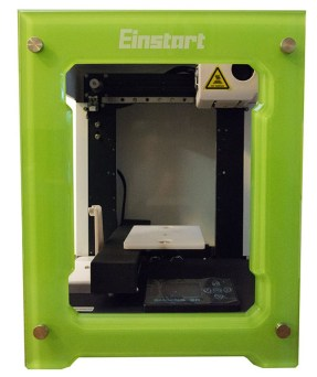 Performance Einstart-S Desktop 3D Printer green