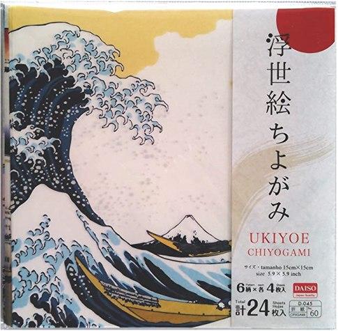 Ukiyoe Chiyogami
