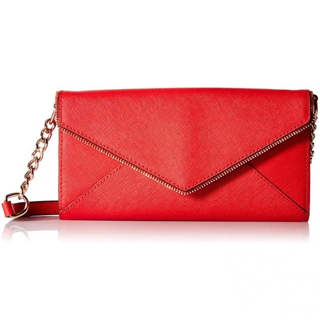 Rebecca Minkoff Cleo Wallet On A Chain Cross Body Bag