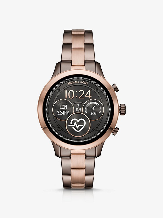 MICHAEL KORS ACCESS Runway Two-Tone SmartwatchMKT5047