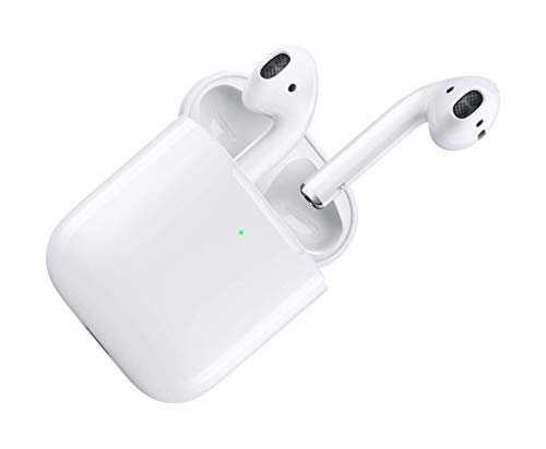 AirPods and AirPod Charging Case