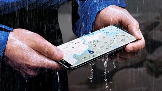 Note 8 Waterproof