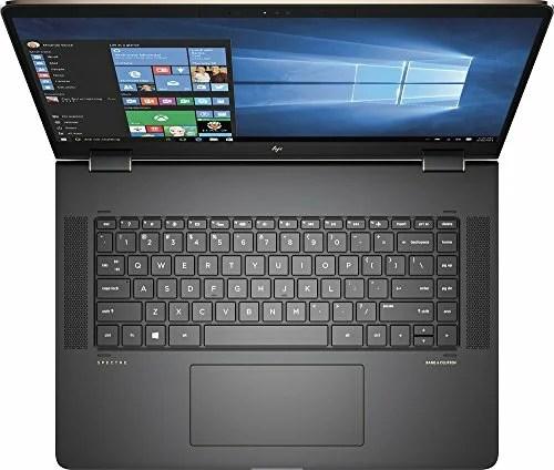 HP Spectre x360 15 Laptop Mode