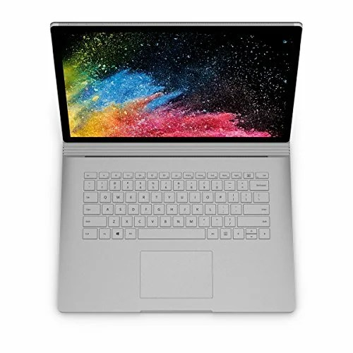 MS Surface Book 15