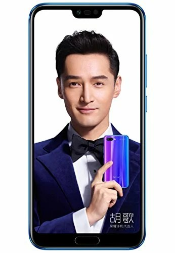 Honor 10 with a Notch