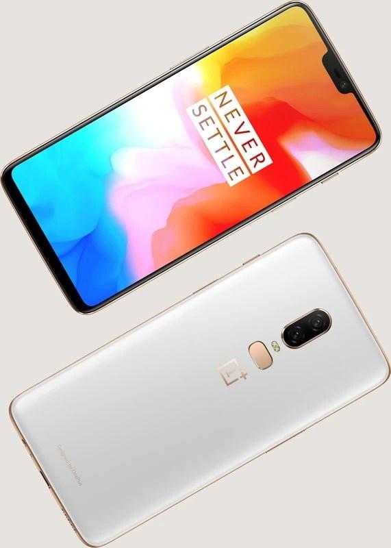 OnePlus 6 Design Close Up