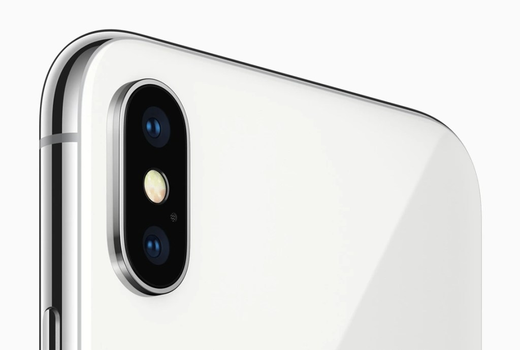 iPhone X Rear Cameras