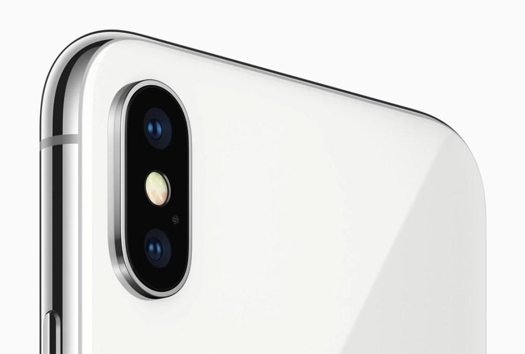 iPhone X Rear Cameras